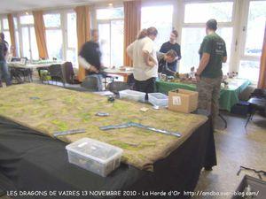 04 LES DRAGONS DE VAIRES 13 NOVEMBRE 2010 - La Horde d'Or