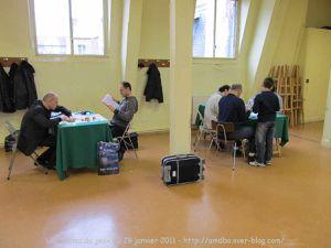 01 Les tables de jeux du 29 janvier 2011 - La Horde d'Or