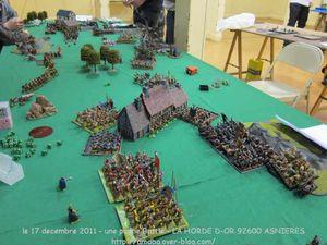 08 le 17 decembre 2011 - une partie Battle - LA HORDE D-OR