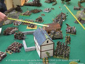 10 le 17 decembre 2011 - une partie Battle - LA HORDE D-OR