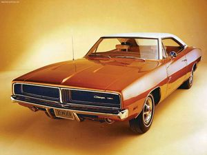 Dodge-Charger 1969