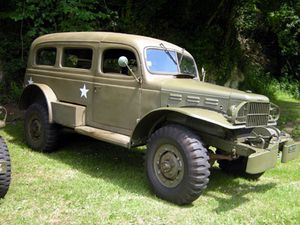 dodge wc 53 caryall