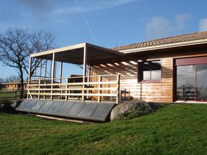 chambres hotes ecogite Boussay