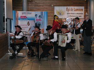 Musiciens des Pastouriaux