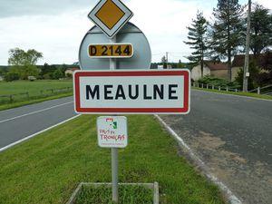 Un village voisin dont le toponyme inspira AF