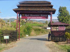 10 / à Nyaungshw Township , près du lac Inle / Birmanie