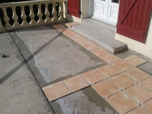 Faience et carrelage www for Ciment joint carrelage