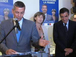 fillon Rosny sous bois législatives 2012