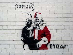 I AM YOUR FATHER -PERE NOEL