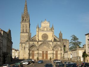 Cathdrale de Bazas