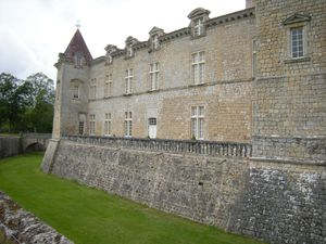 Chateau de Cazeneuve-Guy Faure
