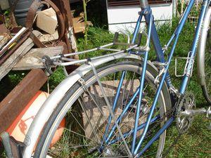 Vélo dame 2