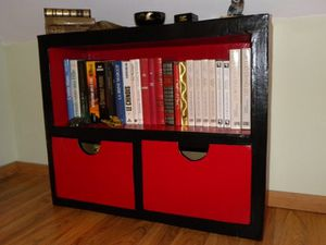 cr ation stagiaire petite biblioth que tortuedodouce. Black Bedroom Furniture Sets. Home Design Ideas