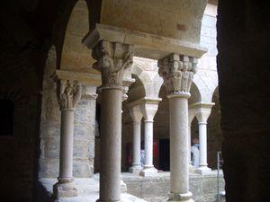 Monastère chapiteau