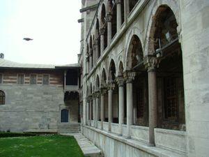 Mosquée Bleue - Istanbul (37)