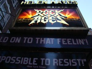 New York rock of ages (1)