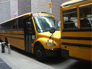 new york bus scolaire jaune school bus yellow4