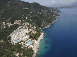 exterior at the Sunshine Corfu Hotel and Spa