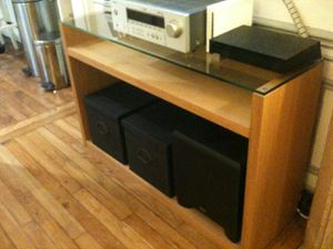 console habitat liquidation avant d m nagement. Black Bedroom Furniture Sets. Home Design Ideas
