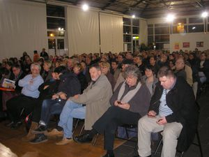 Meeting 20 janv 2012 Cherbourg