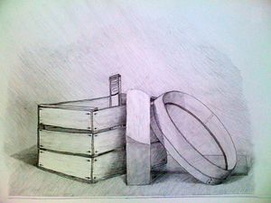 Nature morte 1 - Cours n°3