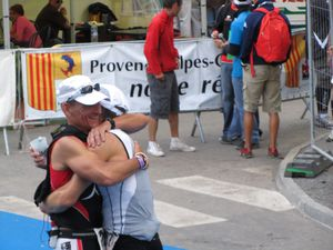 Finisher Embrunman 2010