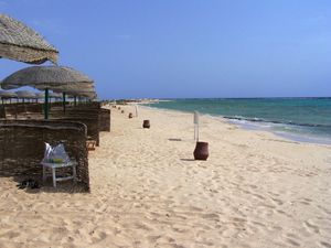 Plage Gorgonia beach Resort