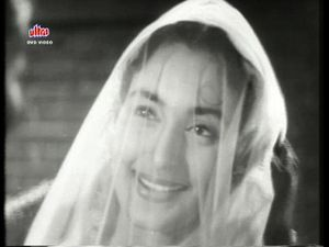 Nutan the bride