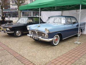 Simca ariane pi ces for Garage ford melun
