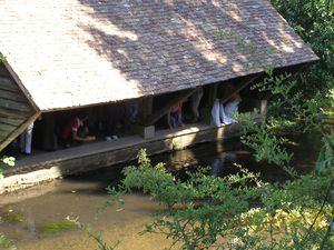 lavoir de St mars la Brière