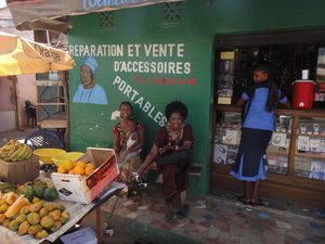 Vendeuses de fruits (1)
