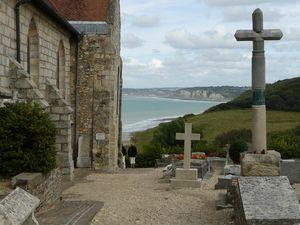 cimetière de Varengeville sur mer