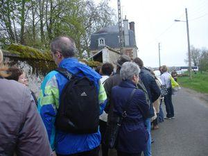 St Jean de Beauregard - avr 2011 -L'attente