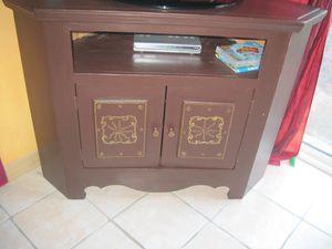 meuble tv relook deco a la maison. Black Bedroom Furniture Sets. Home Design Ideas