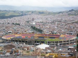 Pasto - Estadio Libertad