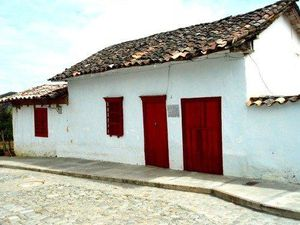 Casa de Porfirio Barba Jacob