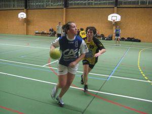 2010 1113 Handball Senior Féminine Ecommoy CDL 04