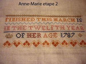 Anne-Marie etape2