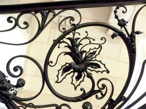 Paris Petit Palais détail escalier