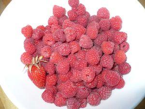 framboises-fraise