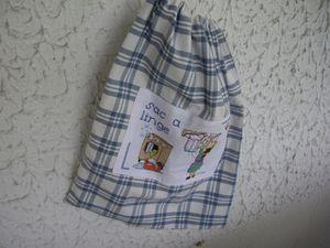 sac à linge