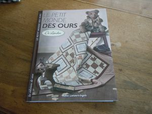livre ours