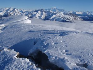 Mont Colombier (Face nord) 7