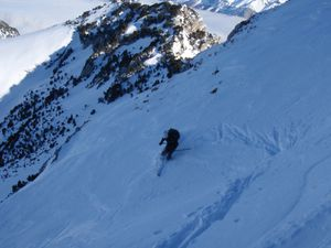 Mont Colombier (Face nord) 9
