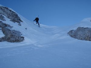 Mont Colombier (Face nord) 11