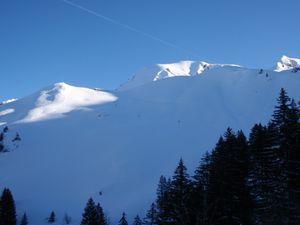 La Goenne (face nord) 2