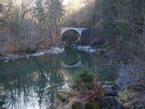 Pont Du Diable (Mieussy) 7