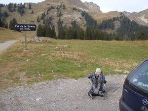 Pointe de Chalune (Depuis Col de Ramaz) 1