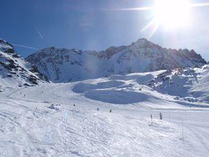 Aiguille de Péclet (versant ouest) 2