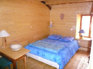 chambre type chalet